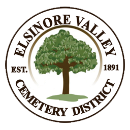 Elsinore Valley Cemetery District Logo